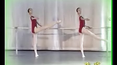 芭蕾舞教学9