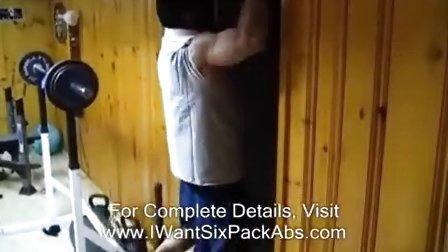 健身视频教程合集:如何练出六块腹肌等,24