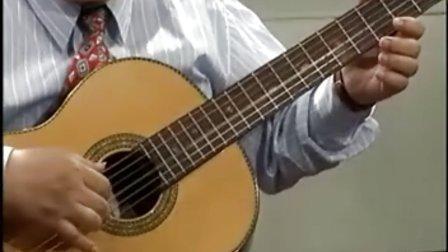 吉他视频教学讲座(第六讲)20050409