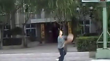 我朋友的打球视频