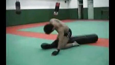 【凌风】中国人第一个MMA综合格斗队