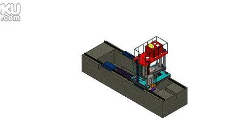 井口工具试验台