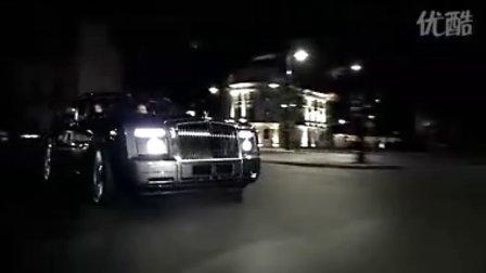 劳斯莱斯汽车梦幻视频