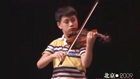 06中童B:帕格尼尼随想曲第9首