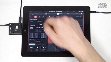 SampleTank 1.1-iPad_groove-creation-house