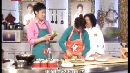 食全食美20091109 (冬煎虾球 萝卜丝氽鲜虾 桃仁雪里蕻)