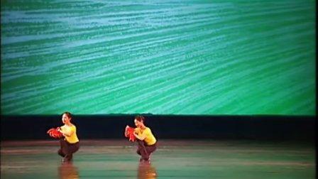 中国舞蹈家协会考级六级5、牵牛花象喇叭