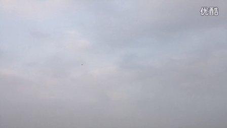50涵道JAS 39首飞,原配涵道及电机