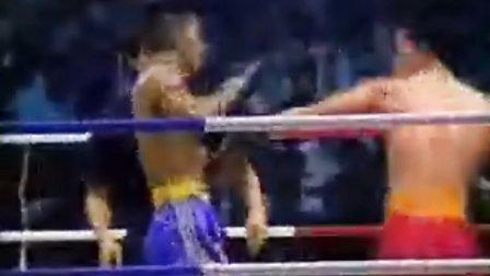 【侯韧杰 Muay Thai 精华篇】之  高水平泰拳赛事KO