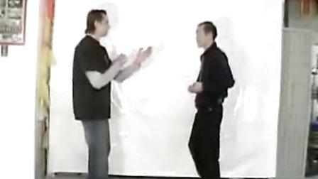 咏春冲拳、外镰手训练讲解