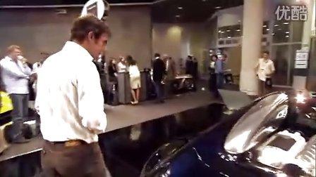 FifthGear第07季第10集03 Jason试驾昂贵的电动车:Venturi Fetish 上