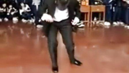 平山中学米高杰克逊模仿