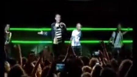 后街男孩09丹麦哥本哈根气候演唱会高清完整版