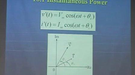 國立清華大學_電路學(Electric Circuits) Chapter_10-001