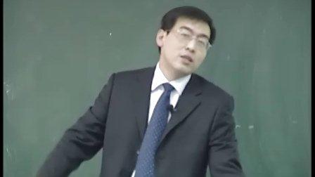 中南财经政法大学李纲央视百家讲坛试镜