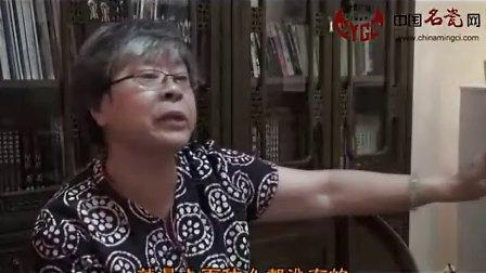 """景艺轩专访景德镇""""陶瓷世家""""毕德芳"""