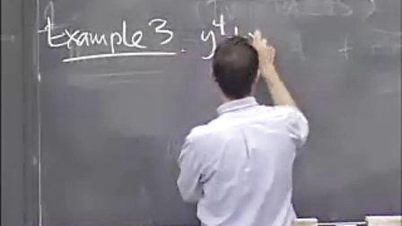 [单变量微积分:隐函数微分]Lecture.05