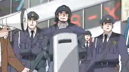 绝对正义VS外道少女队01
