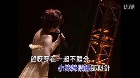蔡琴  天涯歌女(一起走来演唱会)