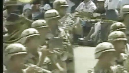 1991年6月8日美国华盛顿庆祝海湾战争胜利阅兵