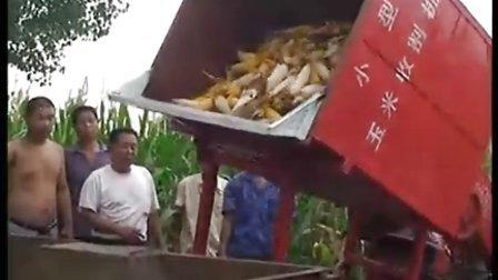 冬博特玉米收获机