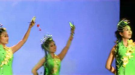 广西文场 快乐女声 经典视频 民间艺术 广西文场 马尔曼 歌伴舞