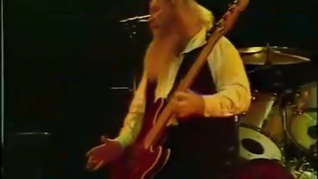 ZZ Top - Live in Rockpalast 1980 Part 1