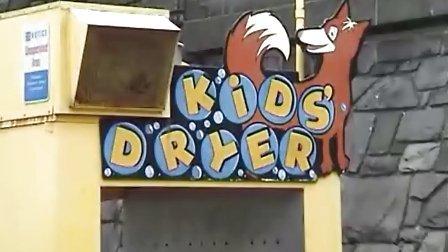 温哥华-儿童烘干机-Kid's dryer