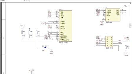 《深入浅出玩转FPGA》Lesson 22 SF-EP1C开发板实验1——AS和JTAG配置方式