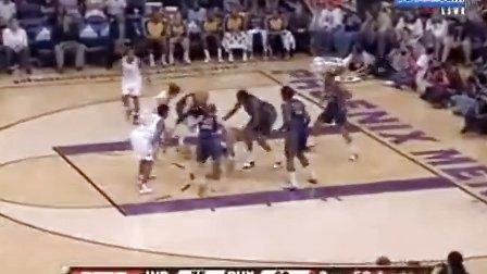 2009赛季WNBA总决赛 菲尼克斯水星VS印第安纳狂热 第2场 下半场
