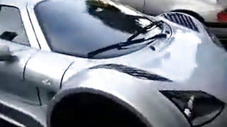 德国太阳神-最快量产车Gumpert Apollo