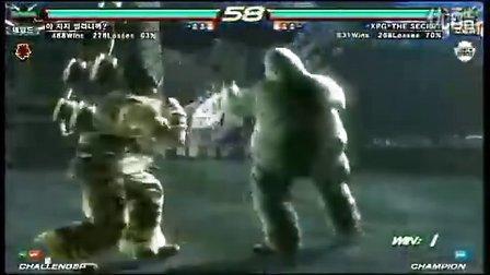 20090926 chunrae(hei) vs the secret(bob)