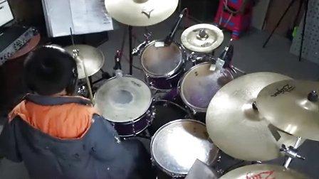 【DrumHouse】Whenever 李纪锋 架子鼓(夏奇拉主打歌曲)武汉市