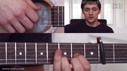 指弹吉他教程 Angelina Tommy Emmanuel 01