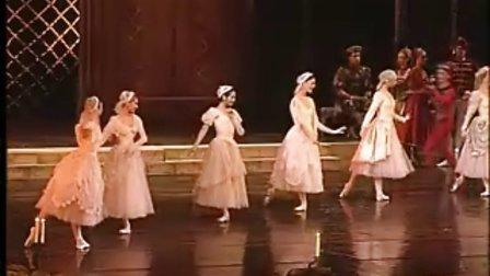 克里姆林宫芭蕾舞剧院 [天鹅湖]片段 七