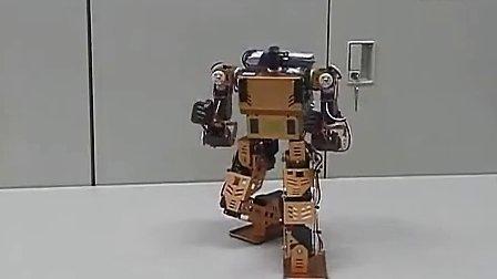 人形机器人  舵机机器人