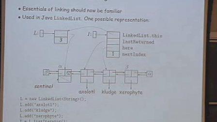 加州大学伯克利DATA STRUCTURES数据结构Lecture 20