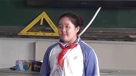 """小学五年级思想品德""""文明礼仪伴我行""""主题班会教学视频李胜林"""