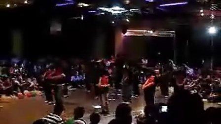 丛林小怪JFD 2周年PARTY(hiphop).