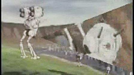 """《太空堡垒》原声音乐5.""""敌人来袭"""""""