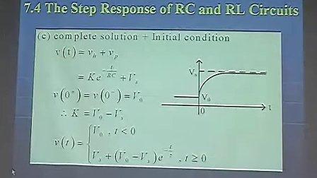 電路學 Electric Circuits 7-4_1