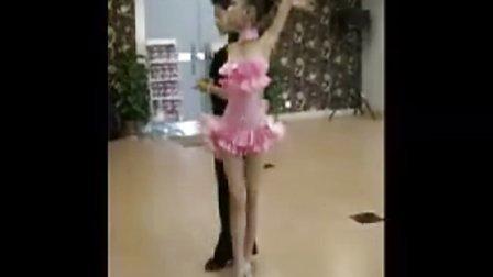 少儿拉丁舞-恰恰-珏色国际舞蹈俱乐部