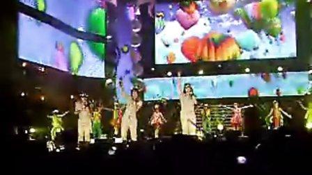 2009飞轮海南京想入飞飞演唱会