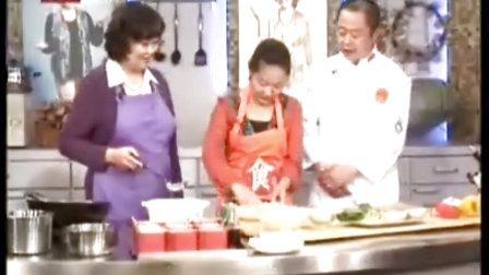 食全食美20091029 (香蕉面包 炒拉面 巧做珊瑚鸡)