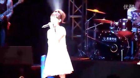 下川美娜2009上海演唱会开场