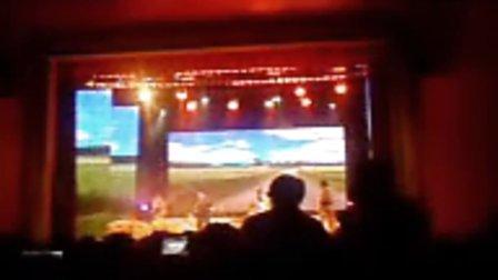 青年歌唱家刘和刚家乡演唱会