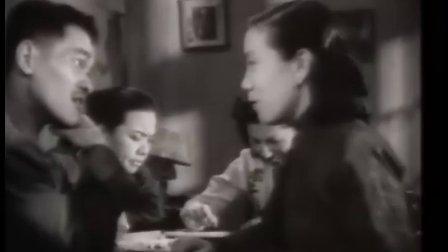 《乌鸦与麻雀》1949郑君里导演 赵丹 上官云珠 孙道临主演 形象地记载了国民权在大陆的最后一页