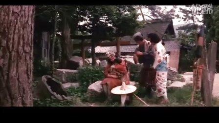 1965年高仓健版的《宫本武藏》决战严流岛