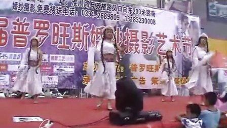 淮阳首届普罗旺斯婚纱摄影艺术节 淮阳网 全程网络直播 淮阳古城