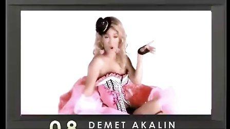 [宁博] 热舞风情 土耳其 流行音乐排行榜TOP10